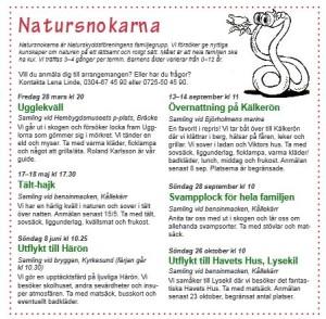 snokprogam 2014